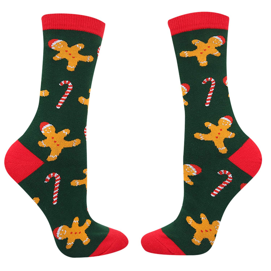 Gingerbread Candy Socks - Happypop
