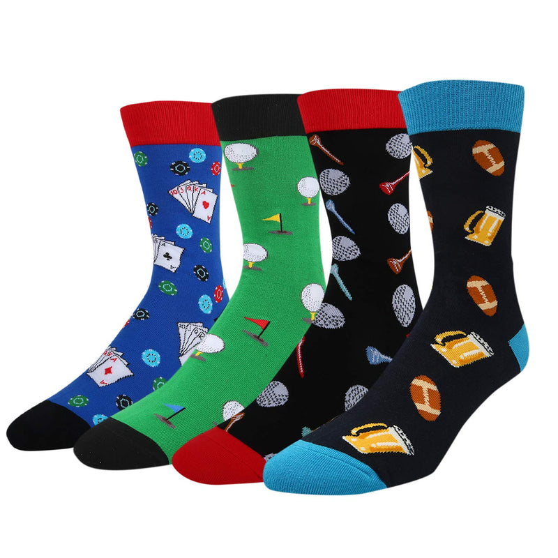 Sports Game Socks Gift Box