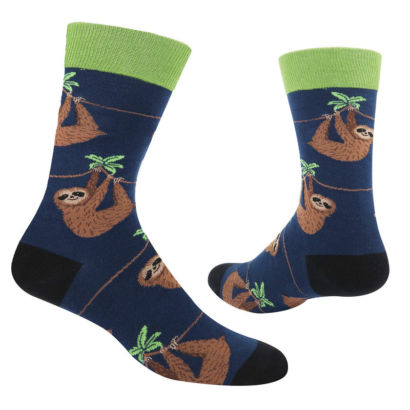 Lazy Sloth Socks - Happypop