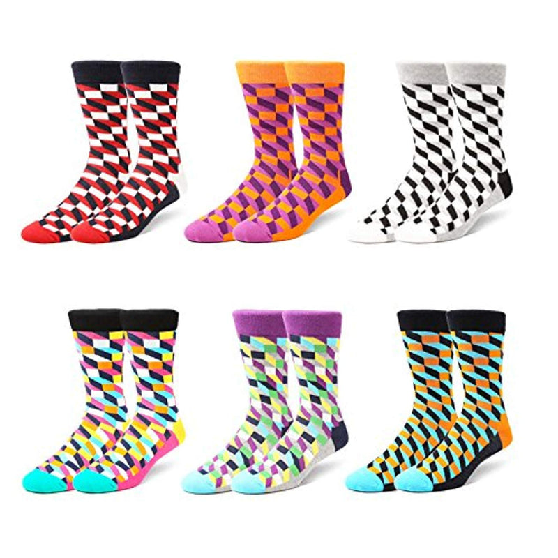 Argyle Socks-3 pack