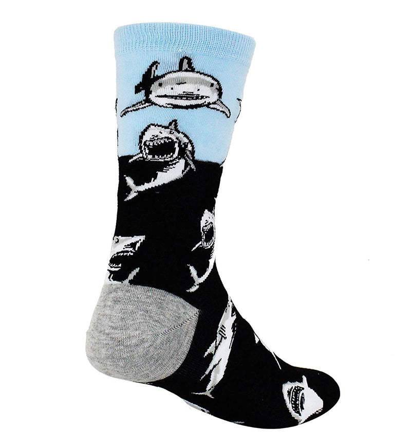 Shark Socks Gift Box - Happypop