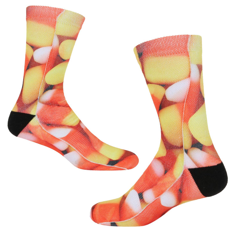 Printed Pills Socks - Happypop