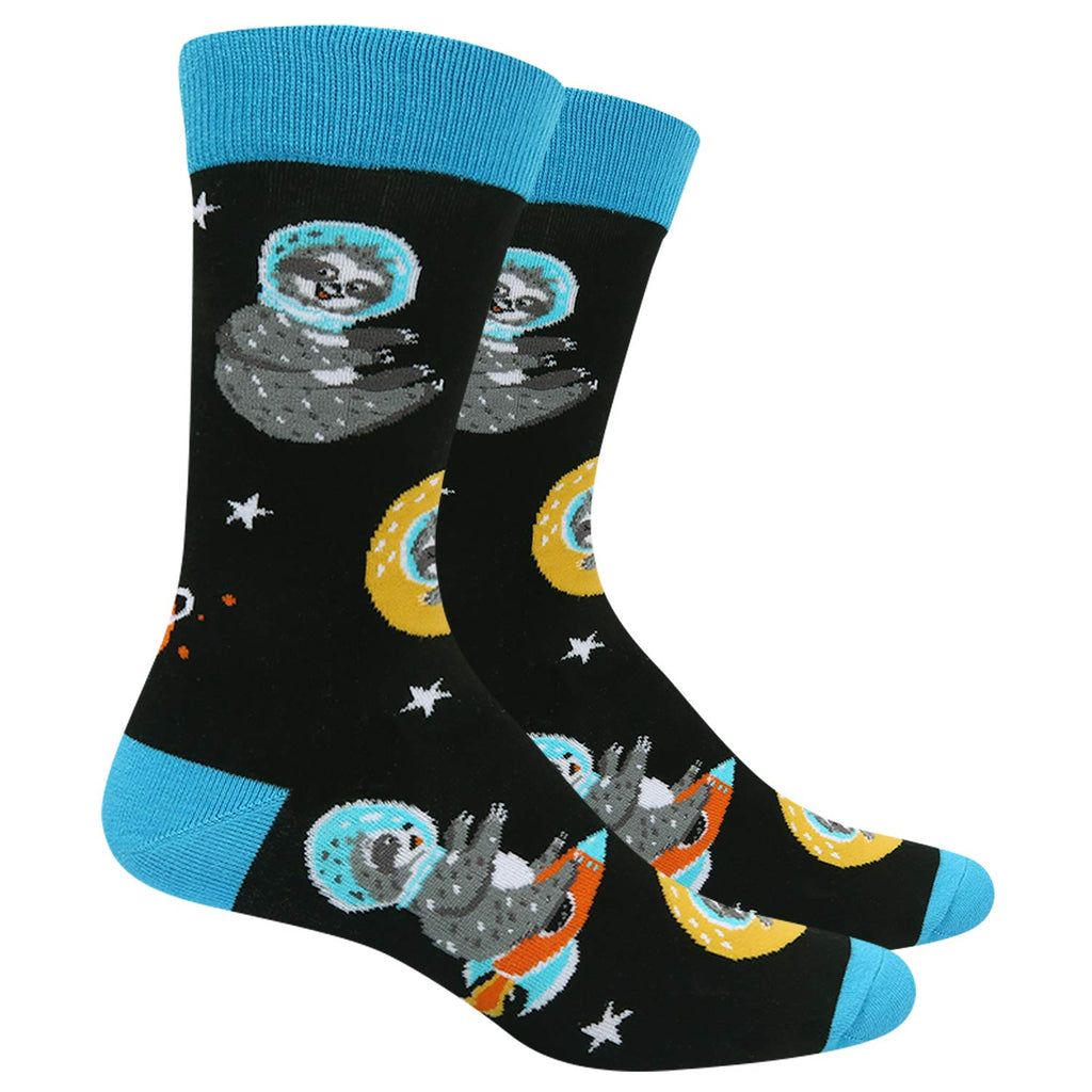 Space Sloth Socks - Happypop