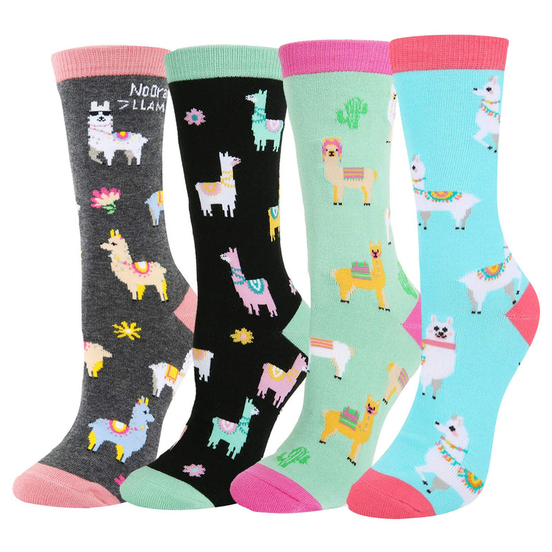 Printed Cartoon Socks Series