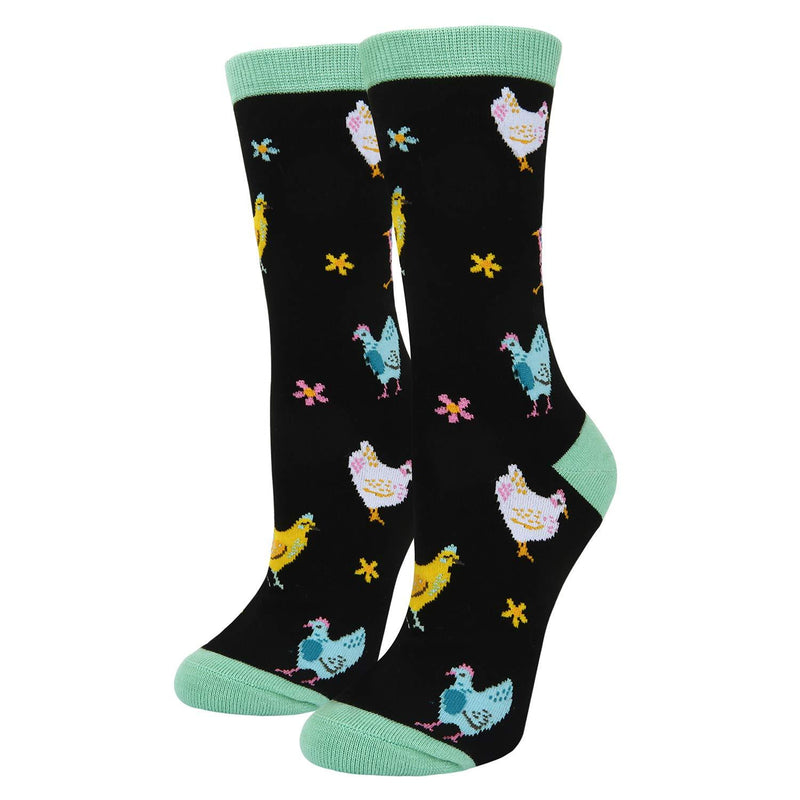 Chicken Hens Socks Series - Happypop