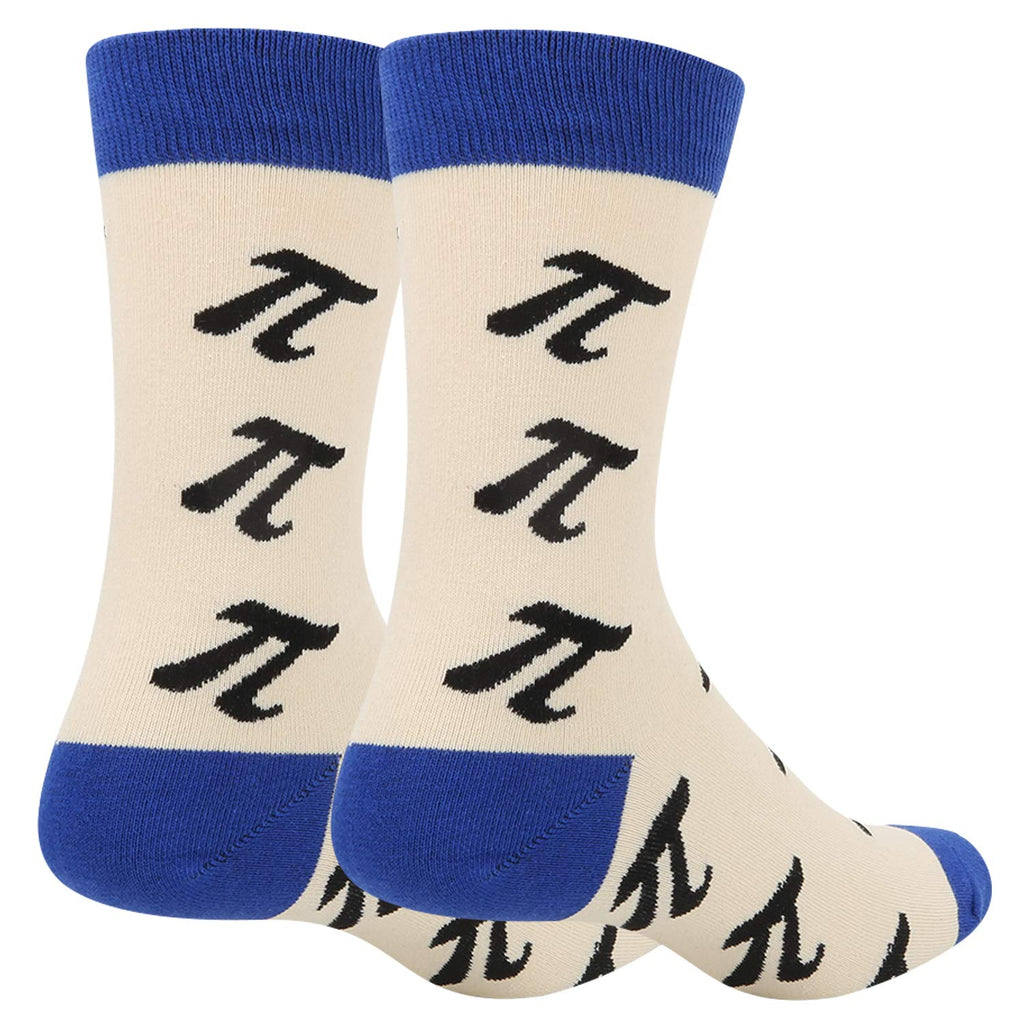 Pi Symbols Sock - Happypop