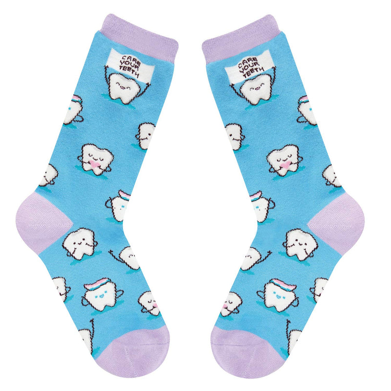 Dental Teeth Care Socks - Happypop