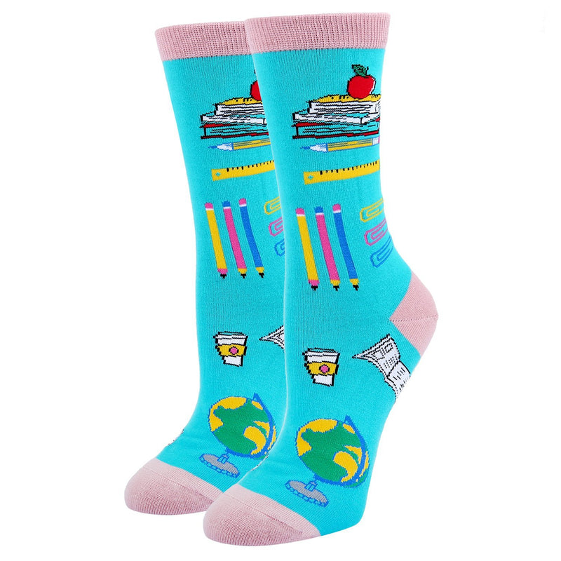 Book Lover Socks Series - Happypop