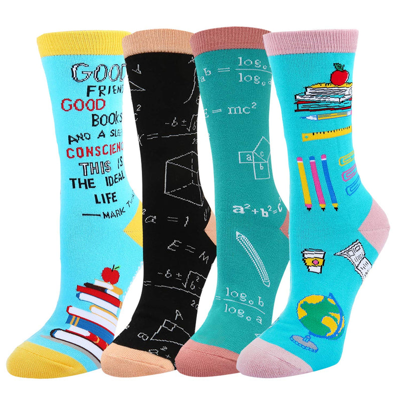 School Socks Gift Box