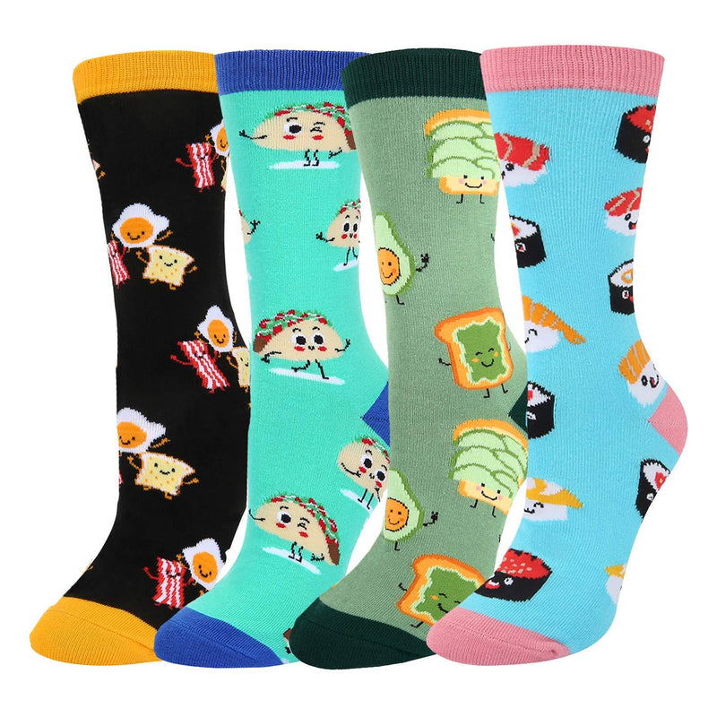 Emoji Pun Socks Series