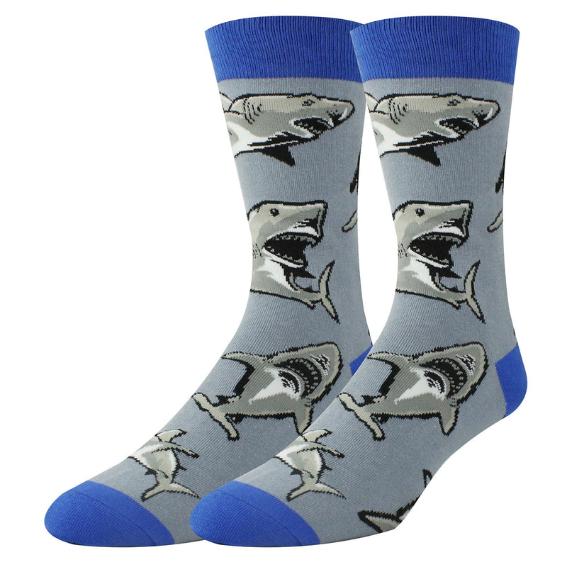 Shark Attack Socks - Happypop