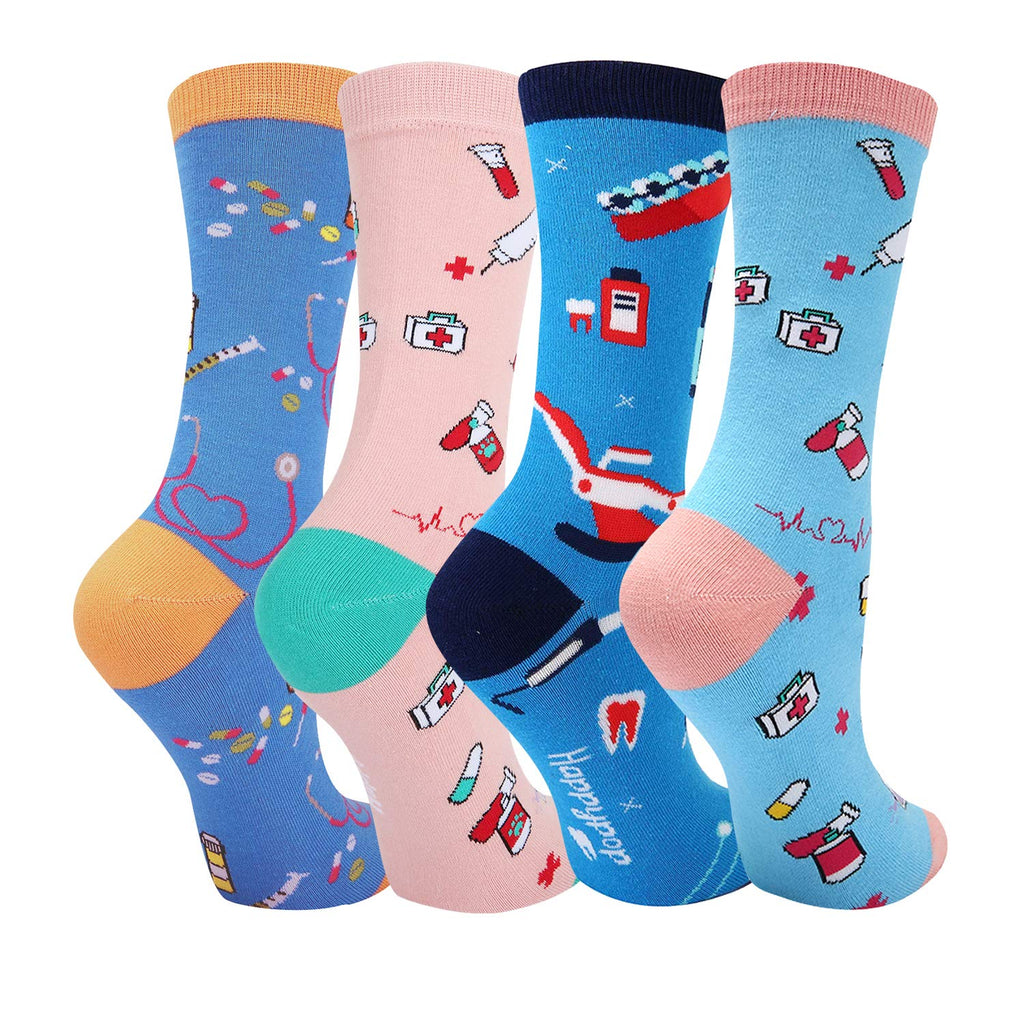 Medical Nurse Socks Gift Box - Happypop