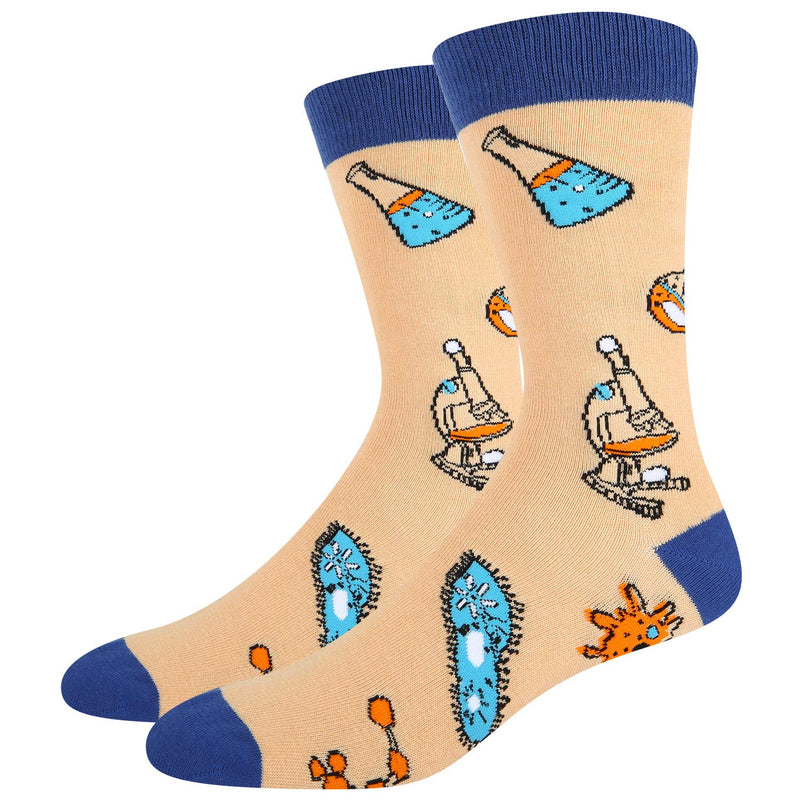 Science Biological Socks - Happypop