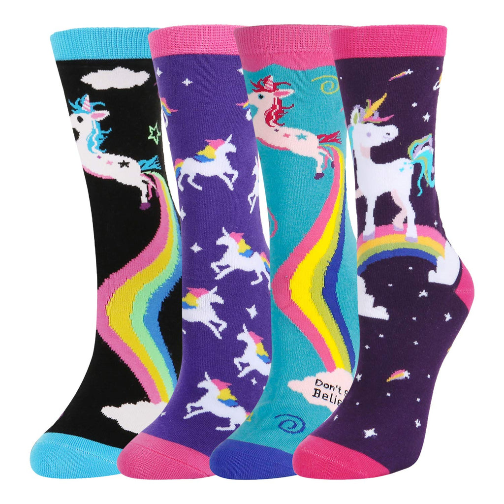 Unicorn Socks Gift Box