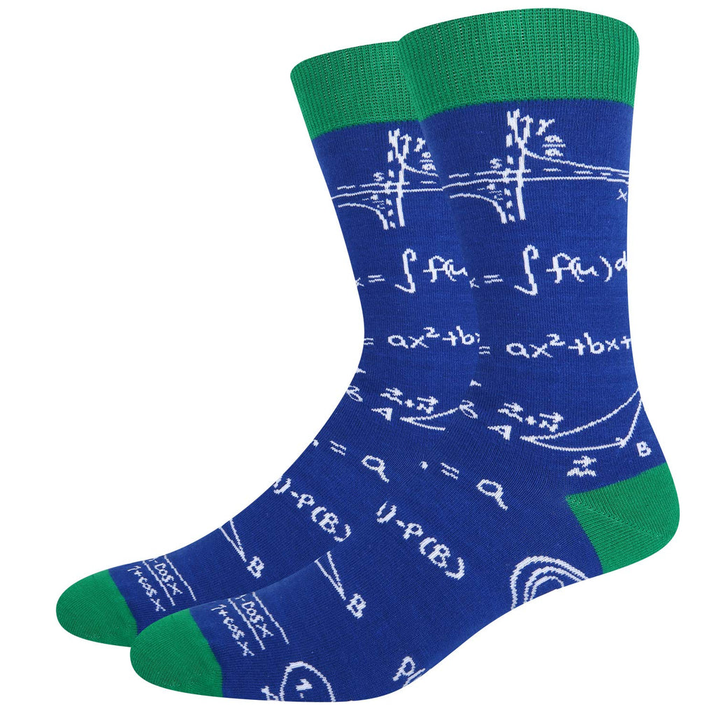 Math Physical Socks - Happypop