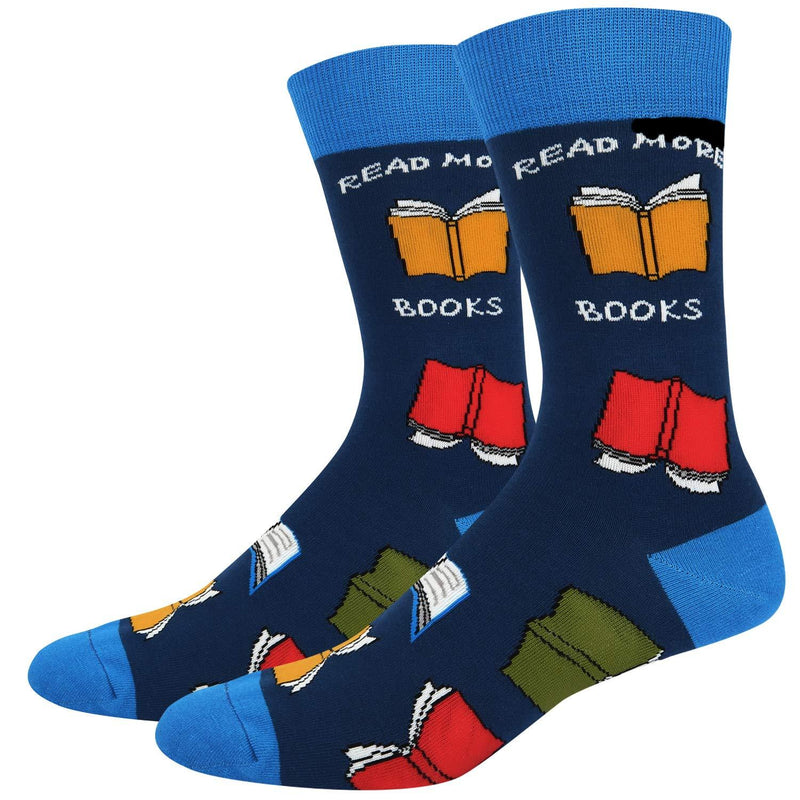 Book Socks Series - Happypop