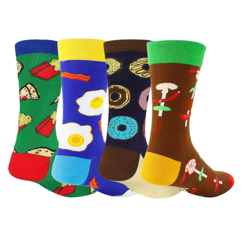 Food Socks Gift Box