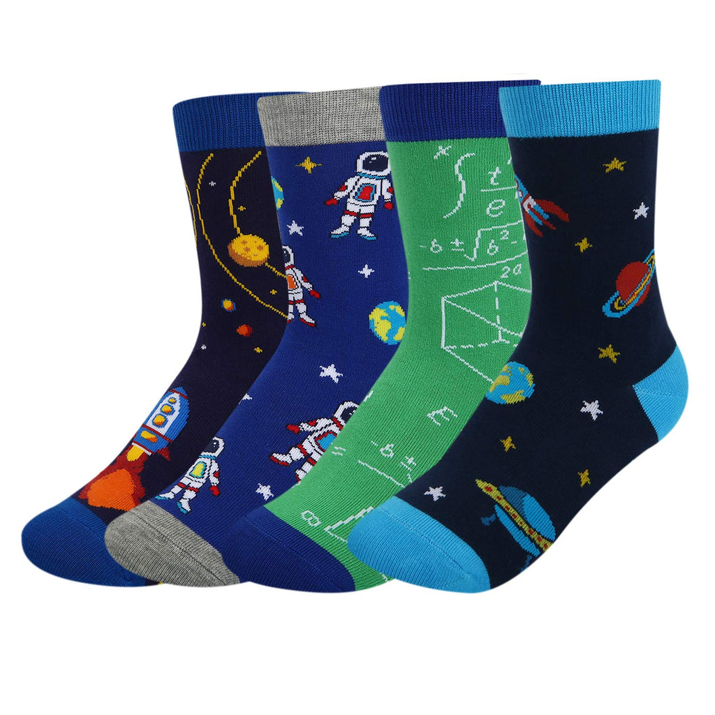Kids Space Socks Gift Box - Happypop