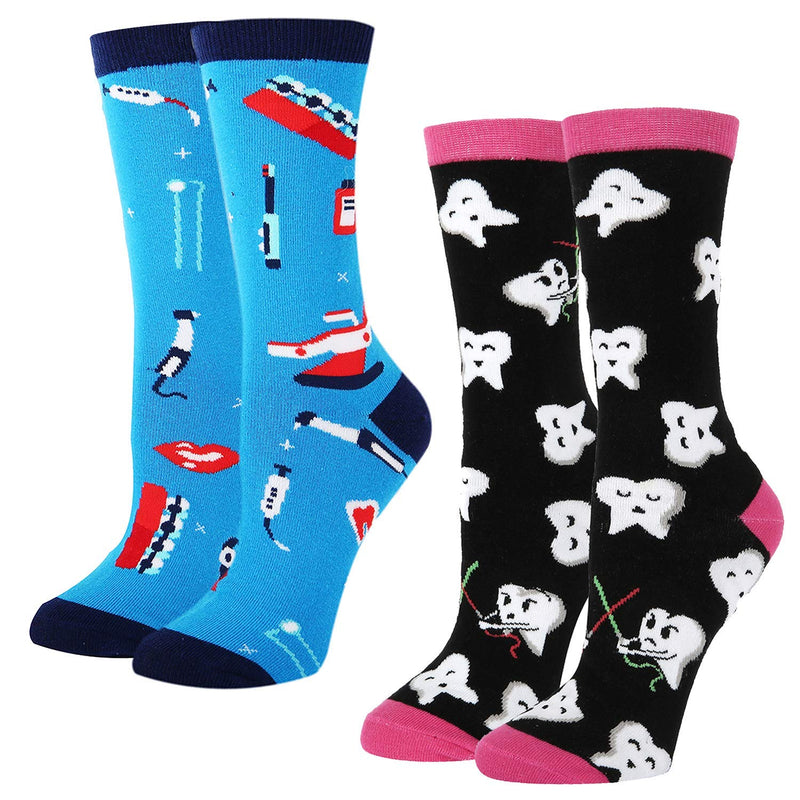 Dental Socks Series