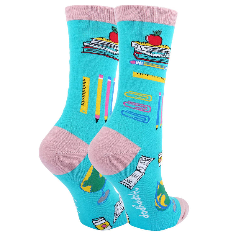 School Socks Gift Box - Happypop