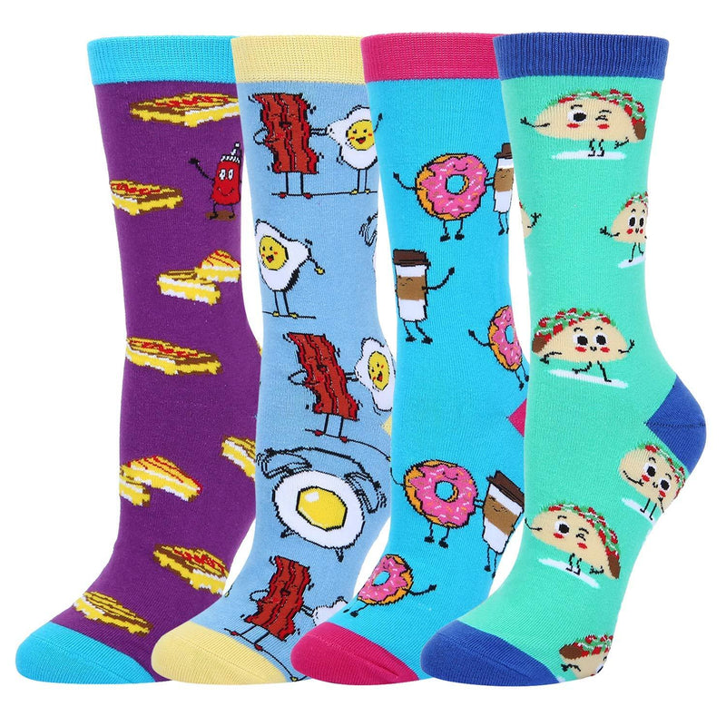 Book Lover Socks Series