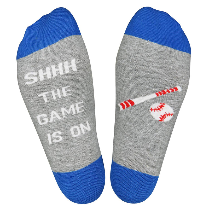 Saying Baseball Socks - Happypop