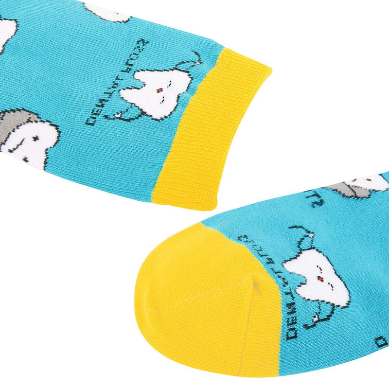 Implant Teeth Socks - Happypop