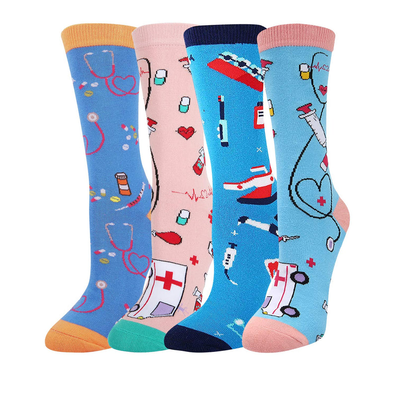 Nurse Socks Series - Happypop
