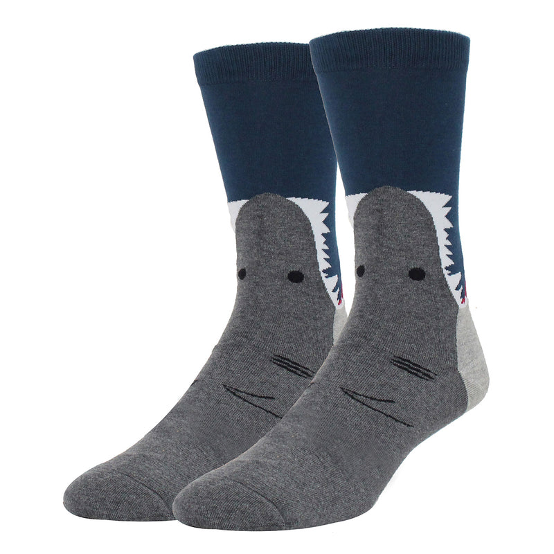Narwhal Shark Socks Gift Box - Happypop