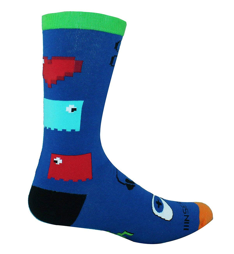 FC Pac-Man Game Socks - Happypop
