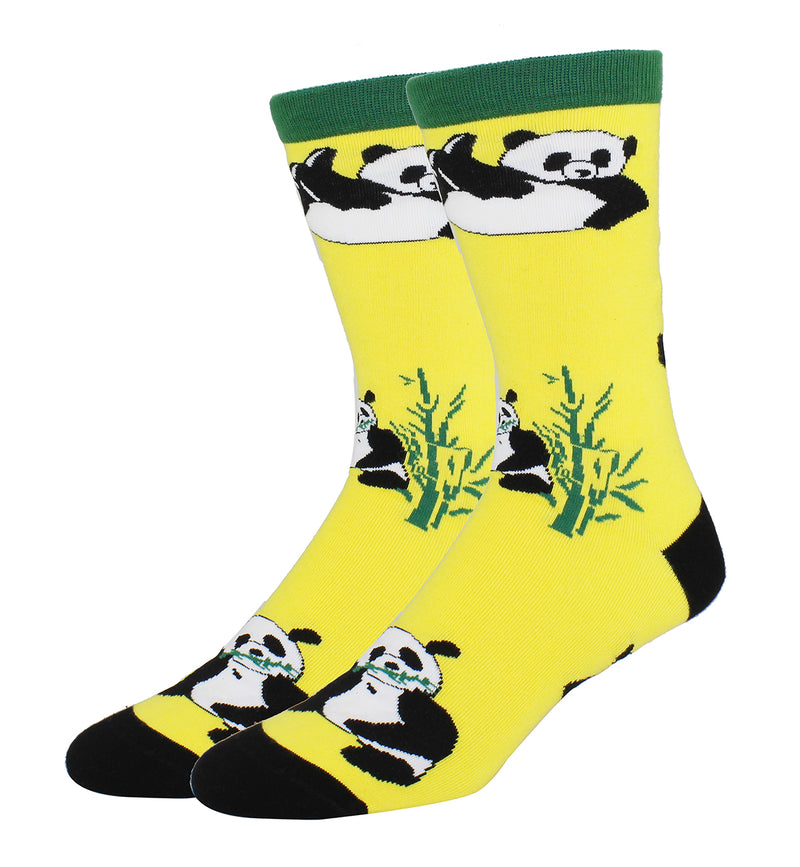 Flag Glasses Llama Socks