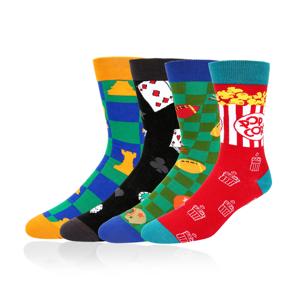 Leisure Socks Gift Box - Happypop