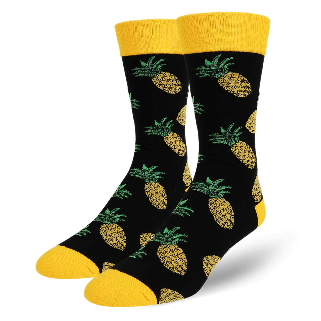 Fruit Pineapple Socks - Happypop