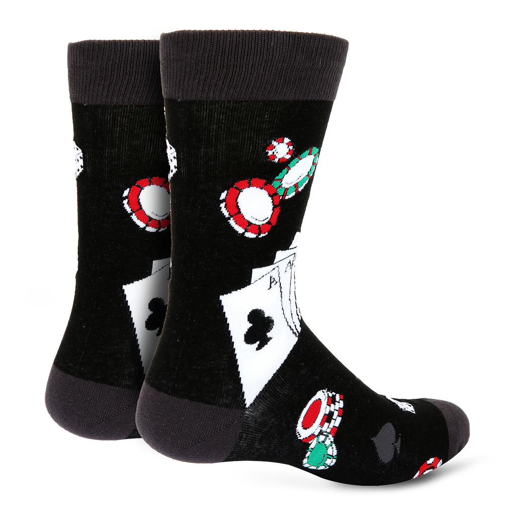 Poker Socks - Happypop