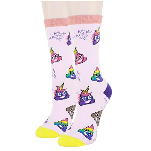 Emoji Pun Socks Series - Happypop