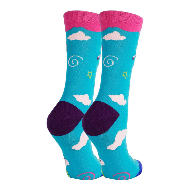 Rainbow Unicorn Socks - Happypop
