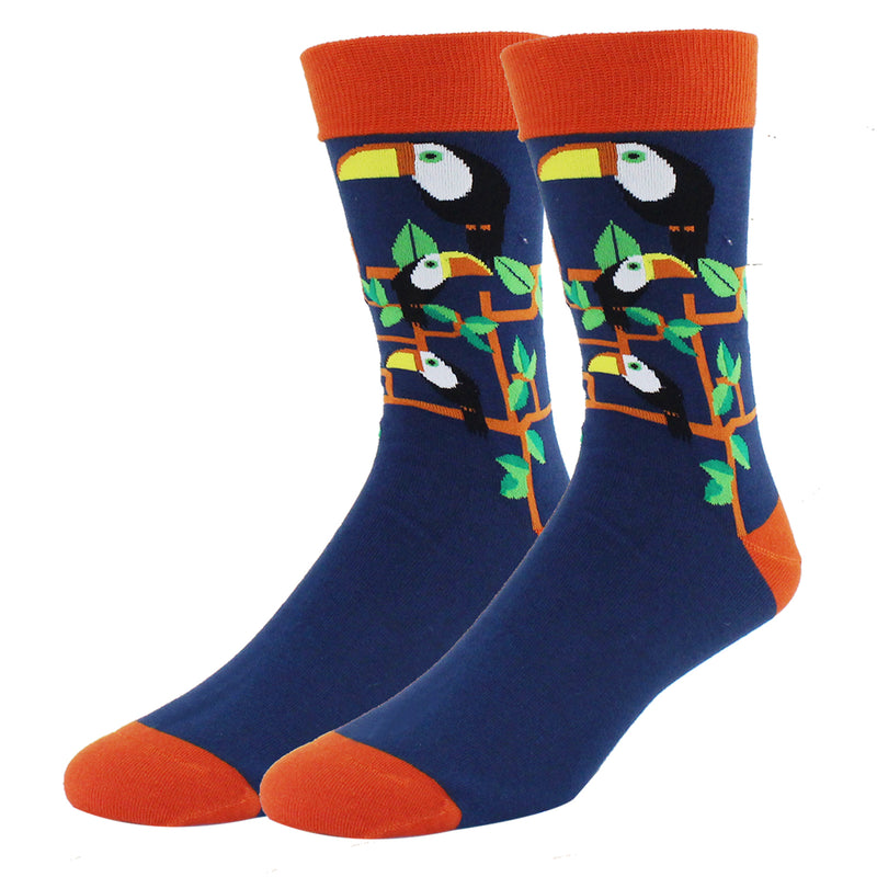 Toucan Socks - Happypop