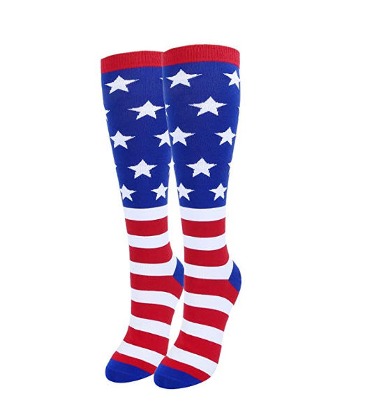 Flag Socks - Happypop