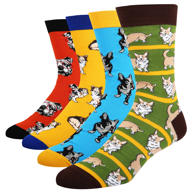 Animals Socks Gift Box - Happypop