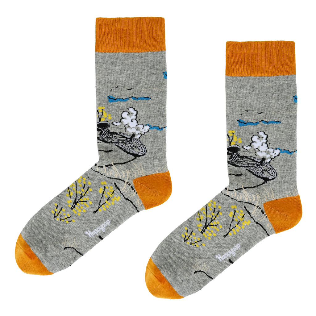 Bicycle Socks - Happypop