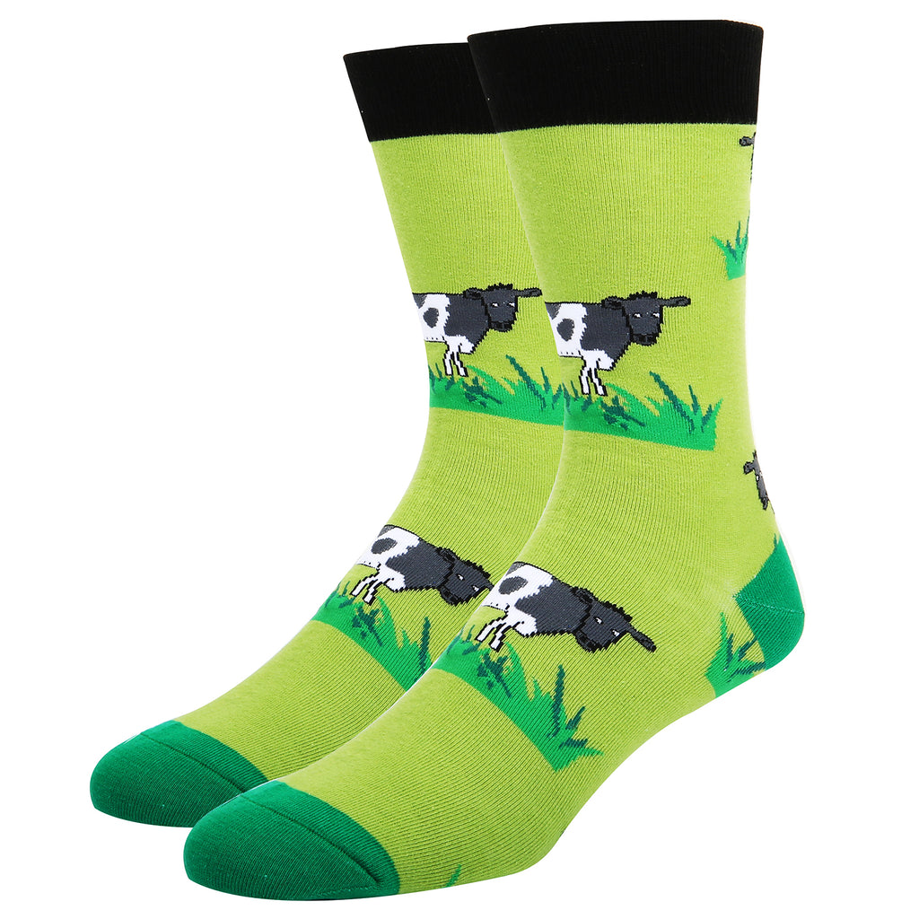 Cow Socks - Happypop