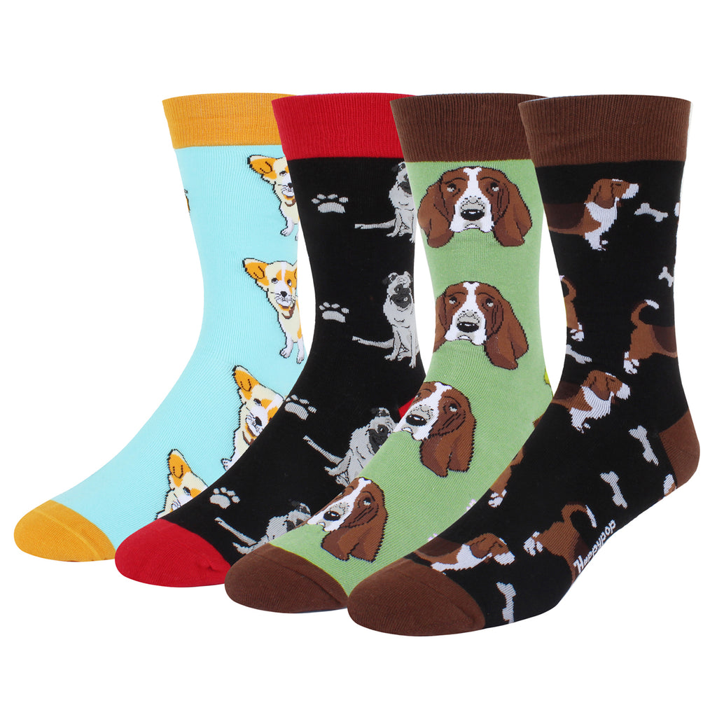 Dog Socks Gift Box - Happypop