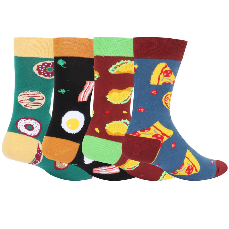 Food Socks Gift Box - Happypop