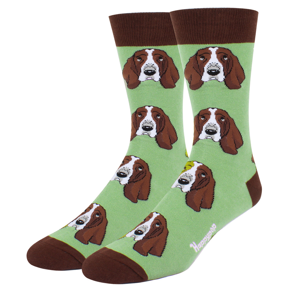 Golden Retriever Socks - Happypop