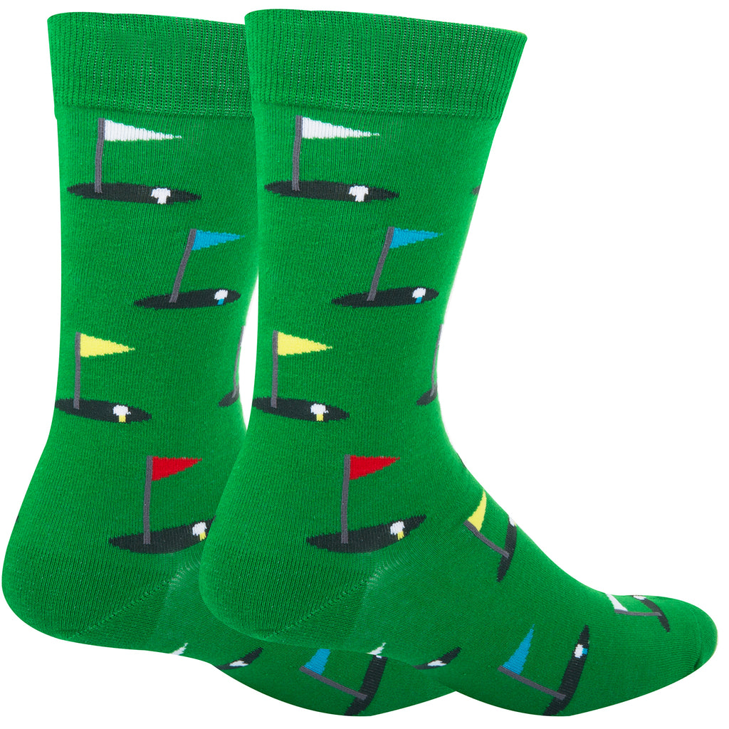 Golf Socks - Happypop