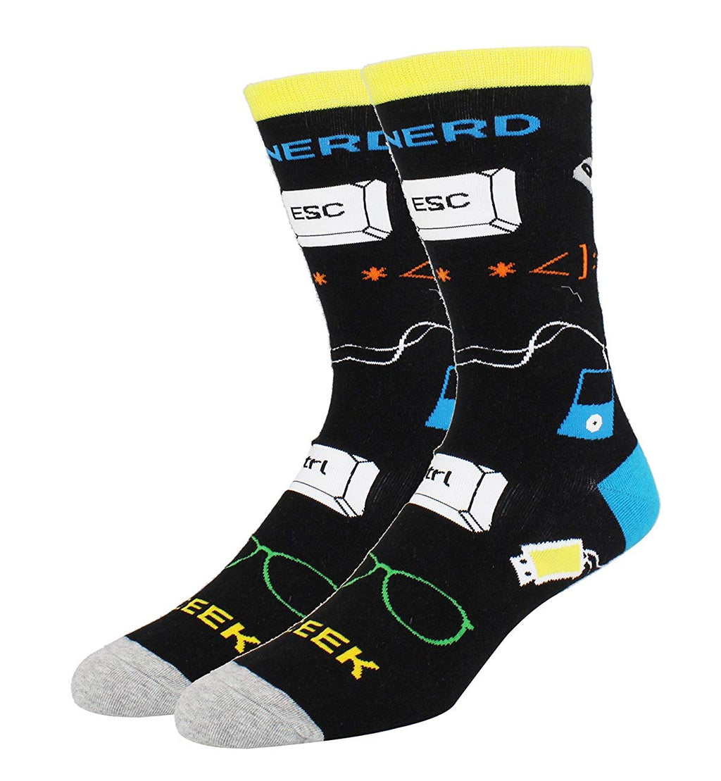 Keyboard Tech Socks - Happypop