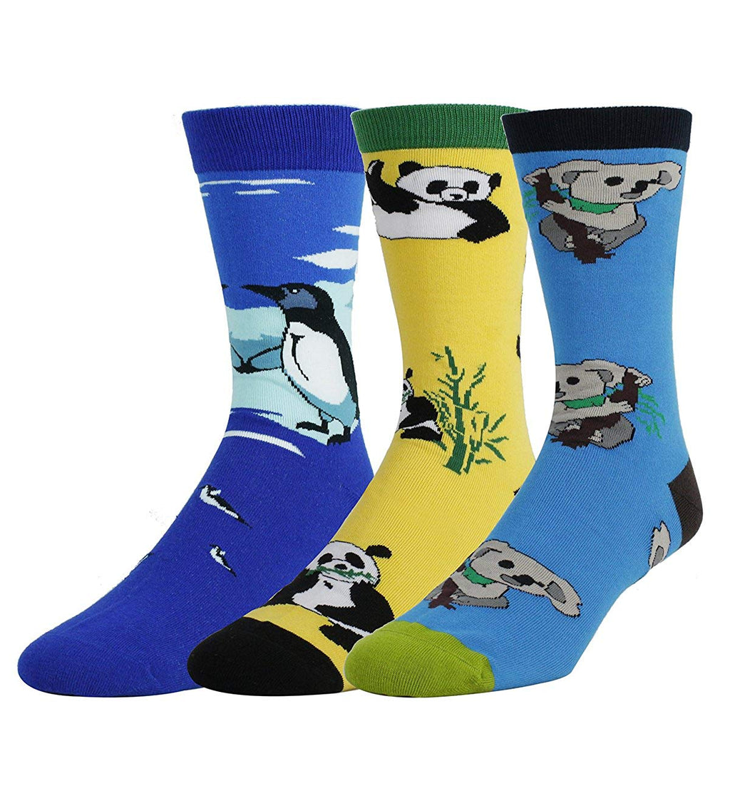 Animal Socks Gift Box - Happypop