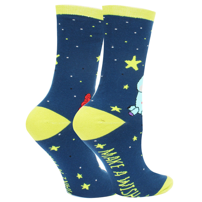 Women Unicorn Socks - Happypop