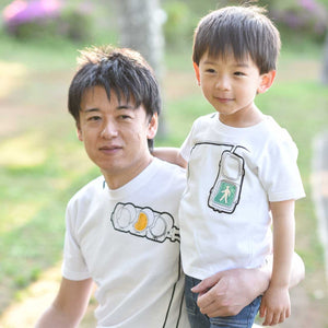 KIDS traffic-light T-shirt