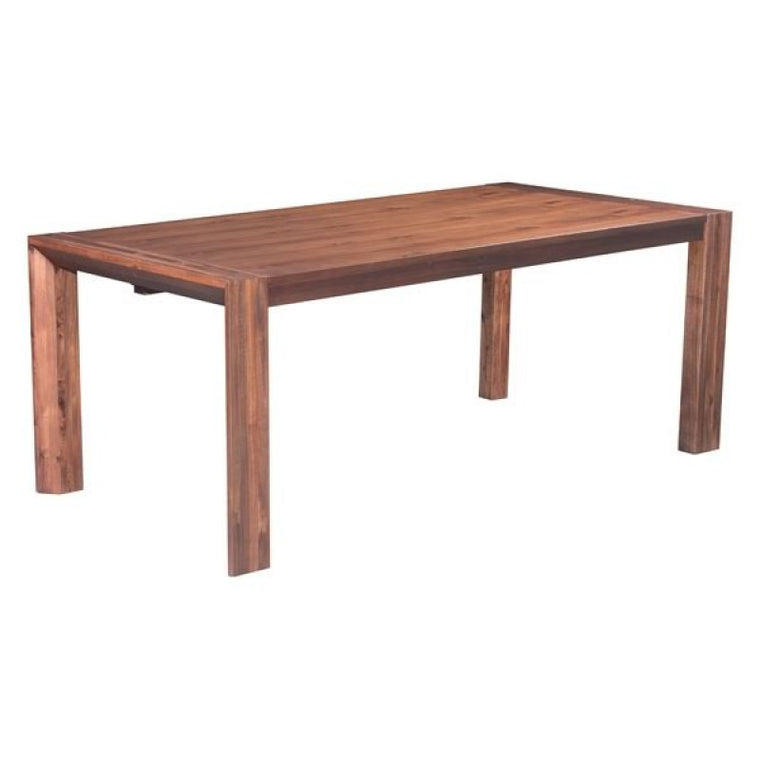 Perthlon Extension Dining Table Chestnut
